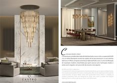 The main role of this magazine focuses on three important actions: to elucidate, clarify and inform, making as far as possible all relevant information about the lighting sector. Halo Collection, Portuguese, Collections, Magazine, Lighting, Furniture, Design, Home Decor, Decoration Home