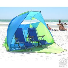 Aerodome 5 In 1 Beach Tent Abo Gear 10155