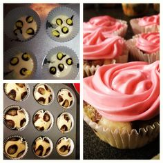 My recipe for cheetah print cupcakes on my blog :) getbakednow.blogspot.com
