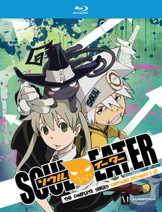 Soul Eater Blu-ray Complete Series (Hyb)  ME I NEED THIS MOM PLEASE PLEASE PLEASE PLEASE PLEASE THIS WOULD MAKE ME GO BOOM