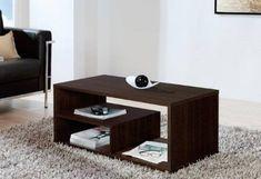 mueble mesa de centro melamina importada nuevo c/garantía