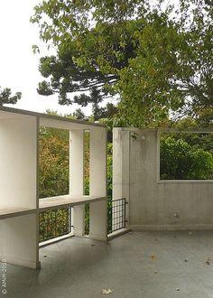 Casa Curutchet, Le Corbusier, 1949