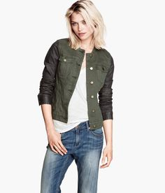 Twill Jacket | HM