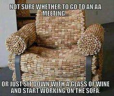 Bahahaha!!! I could do this!!!! Prob add the sofa & coffee table...