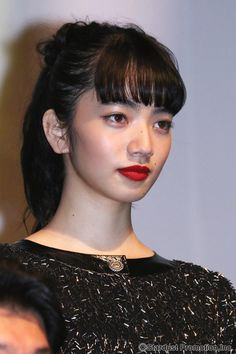 STARDUST - 中川大志小松菜奈 新しいことが始まる春にぴったりな、背中を押してくれる映画です - スターダスト オフィシャルサイト - インタビュー Japanese Princess, Komatsu Nana, Ideal Girl, Aesthetic People, Most Beautiful People, Up Styles, Makeup Inspiration, Asian Beauty, Curly Hair Styles