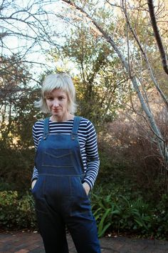 top notch: FINISHED! Turia Dungarees/overalls