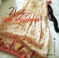 Advent Calendar. One day, one picture until 31st December. Today, December 21 : Springdesire - Dress by Manoush. Loved by Histoires Particulières.