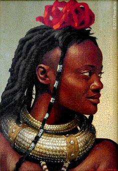Stanislav Plutenko. 'Namibia' from the Girls of Africa series.