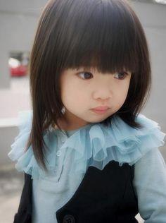 pretty little girl.