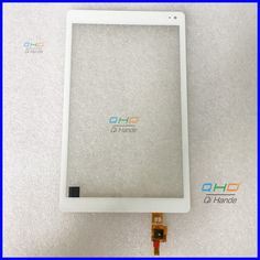 New 8'' inch Capacitive Touch screen panel digitizer GLASS sensor for 080318-01A-V2 Tablet PC Free shipping #Affiliate