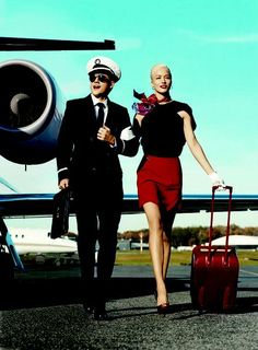 What to wear for the ultimate airport meet-cute