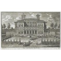 Giuseppe Vasi, DELLE MAGNIFICENZE DI ROMA ANTICA E MODERNA. ROME: CHRACAS, 1747 (BOOKS 2-3 & 5: HEIRS OF BARBIELLINI, 1752-1754; BOOKS 4, 6 & 9-10: PAGLIERINI, 1754-1761).