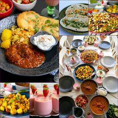 Nu har jag samlat recept på allt gott jag serverade igår. Jag tog mina gäster till en resa i Indien i mitt lilla kök❤ Jag insåg hur mycket mat jag hade lagat när jag var tvungen att skriva recept på det mesta Det har tagit hela dagen nästan Recept på alla rätter hittar du i länken➡@zeinaskitchen #zeinaskitchen#orientservis
