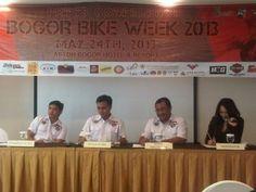 Pasha 'Ungu' Semarakkan Bogor Bike Week - detikOto