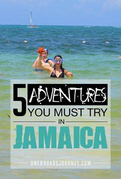 5 Adventures You Mus