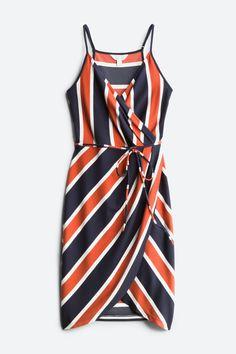 Flat New Fashion, Fashion Outfits, Got The Look, Faux Wrap Dress, Personal Stylist, Knit Dress, Stitch Fix, What To Wear, Stylists