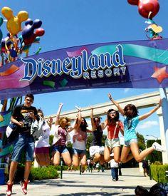Cursos de inglés en Estados Unidos. Los Angeles: Disney
