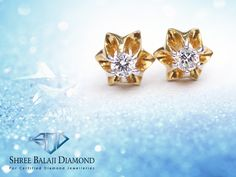 Embrace your unique beauty with this sparkling diamond earring. 14K white gold with 0.29 ct Belgium cut diamonds.