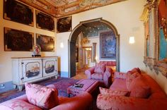 "Luxury villa ""Palazzo Positano."" Italy"