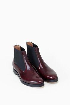 Maison Martin Margiela Slip On Boot (Red)