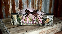 diy camo decorations | this camouflage weddings are hunting couple won their camo wedding