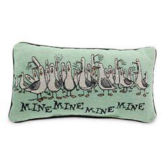 Disney Finding Nemo Seagulls Pillow - ''Mine, Mine, Mine, Mine'' | Disney Store