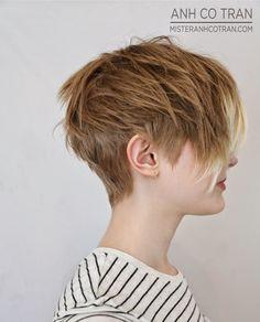 Hübsche Frisuren für feines Haar! Coole Kurzhaarfrisuren für Frauen mit dünnem oder feinem Haar! - Neue Frisur