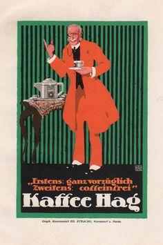 Vintage German Graphic
