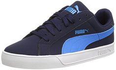 Puma Puma Smash Vulc, Unisex-Erwachsene Sneakers, Blau (peacoat-cloisonné 06), 42.5 EU (8.5 Erwachsene UK) - http://uhr.haus/puma-6/42-5-eu-puma-unisex-erwachsene-smash-vulc-sneakers-2