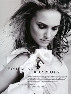 Natalie Portman (Elle UK)