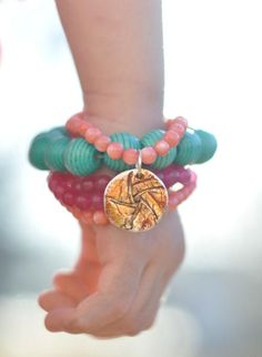 DIY Jewelry: Clay Charms