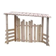 make this from pallets? for the outdoor nativity