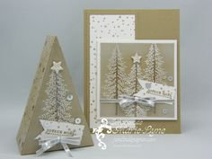Noël...Noël... - Scrapbooking Stampin Up Canada | Cartes d'anniversaire et…
