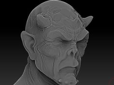 added more detail in zbrush. then reduced the polygoncount back to half the amount. maybe adding LED eyes 3d Printer, 3 D, Lion Sculpture, Statue, Prints, Sculpture, Sculptures