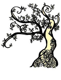 twirly twig tree