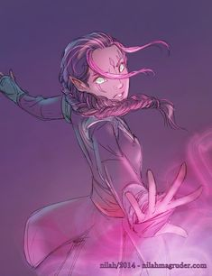 Blink: Days of Future Past by nilaffle.deviantart.com on @deviantART