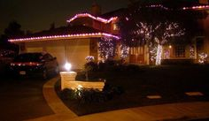 Deckolights.com we install holiday decoration for the home.