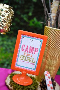 Glam Camp
