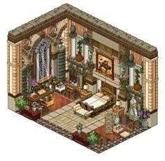 Mansion - Bedroom 2 by Cutiezor.deviantart.com on @DeviantArt