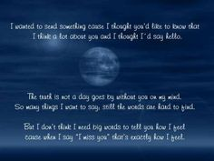 I Miss You Quotes I - Missing You Quotes - Love Quotes and Sayings
