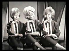 "the Beverley Sisters LIVE - ""It's Illegal, It's Immoral Or It Makes You Fat"""