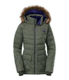 WOMENS SNOWBOARDING WINTER COAT NITCHIE INSULATED PARKA NORTHFACE