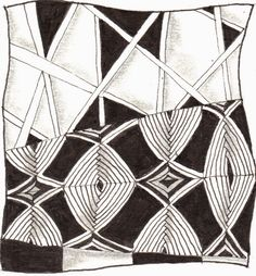 BMLilith's Expression - JL Johnson / Exis by Jennifer Hohensteiner, Hollibaugh and Knightsbridge by Zentangle (R)