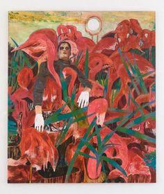 "Hernan Bas ""The Flamingo Kid"" 2015"