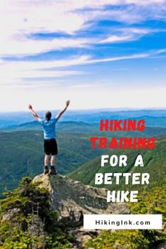 Hiking training prepares you for your hike so you can endure the hike's challenges and enjoy your hike. Hiking Training, Hiking Gear, Cross Training, Training Schedule, Training Programs, Cardiovascular Fitness, Thigh Muscles, Squat Workout, Resistance Workout