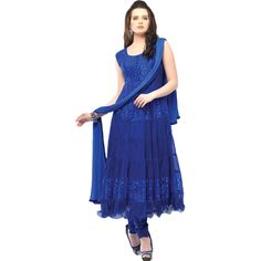 Buy Louis Vogue Blue Brasso Semi Stitched Suit by LOUIS  VOGUE, on Paytm, Price: Rs.639?utm_medium=pintrest