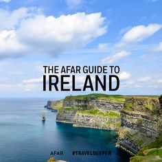 Although it's a relatively small island in Western Europe, Ireland has a huge diversity of scenery and terrain as well as a rich cultural heritage.