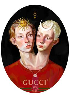 Meet Gucci's new muse, surrealist artist Ignasi Monreal Alessandro Gucci, Ying Y Yang, Gucci Gang, Gucci Gifts, Fashion Themes, Figurative Art, Art Inspo, Art History, Art Reference