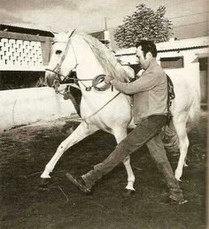 Antonio Aguilar he always had the most beautiful horses