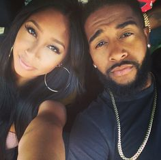 Apryl and Omarion